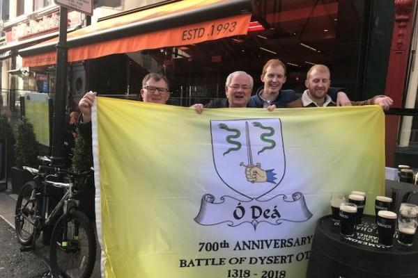 The Flag in Dublin - January 2017