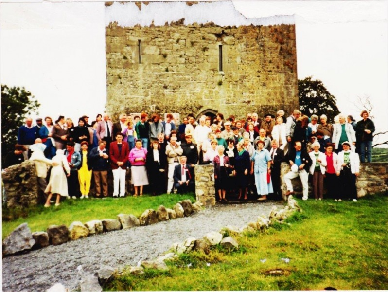 First O'Dea Clan Gathering - 1990