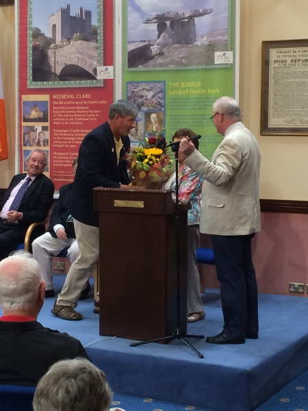 Civic Reception, Waterpark House, Ennis, County Clare