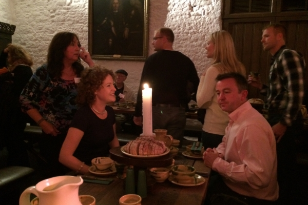 Banquet at Bunratty Castle for the O'Dea Clan