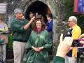 Inauguration of Maureen Carey from Adelaide, South Australia as Taoiseach