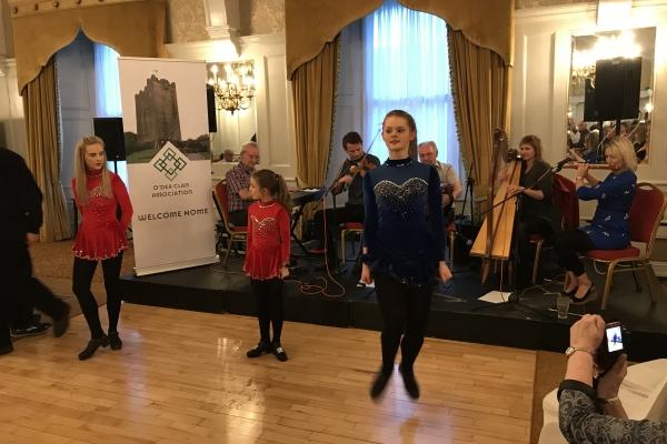 Irish Music & Dance - 10 May 2018