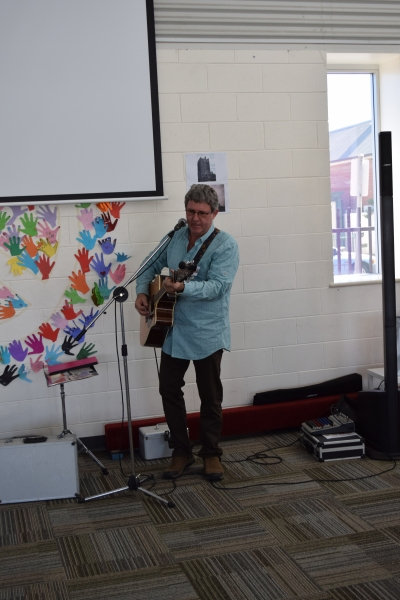 John O'Dea – Singer, Songwriter, Independent Artist