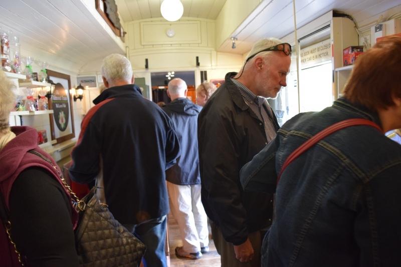 Almond Train