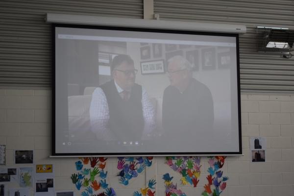 Presentations on Saturday 8 April 2017