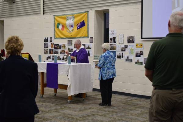 Celebration of Mass by Fr. Mark Sexton