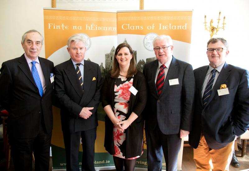 Clans of Ireland AGM 2017