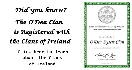 Clans of Ireland