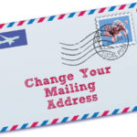 Contact Us - Change of Postal Address