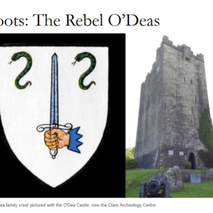 The Rebel O'Deas