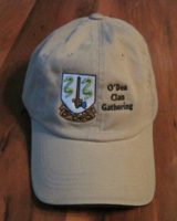 Baseball Cap with the O'Dea Crest