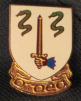 Metal Lapel Pin/Badge with the O'Dea Crest