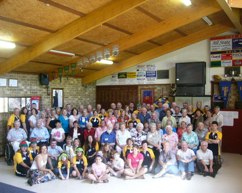 Group Photo - Clan Reunion in Australia in 2007