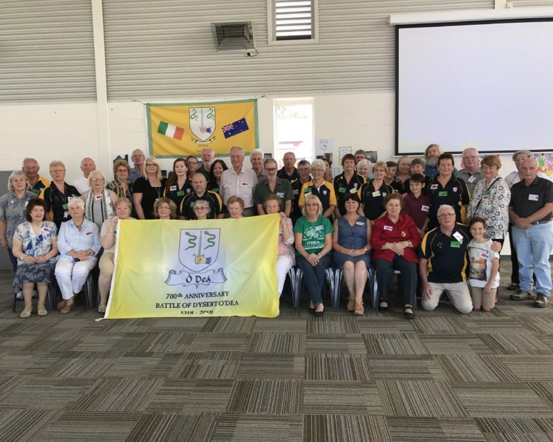 Group Photo - Clan Reunion in Australia in 2017