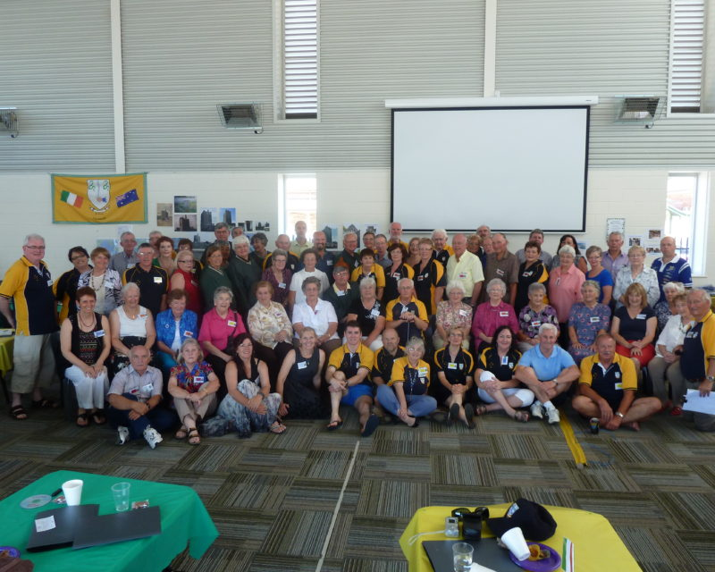 Group Photo - Clan Reunion in Australia in 2013