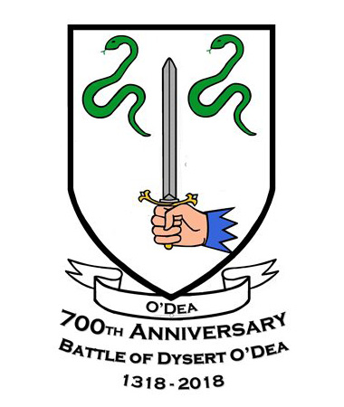 O'Dea Clan Merchandise Items Available for Purchase