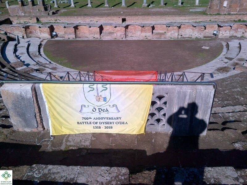 The Flag in Rome - December 2017
