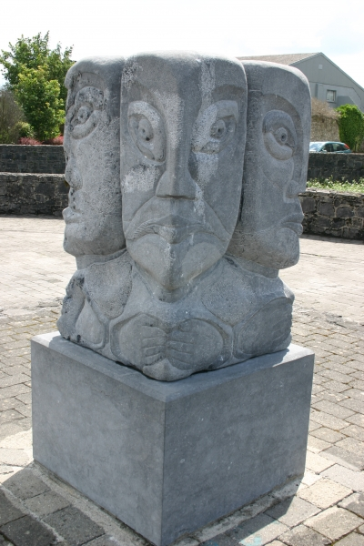 4 Minds by Diarmuid Twohigh, Ennis, County Clare