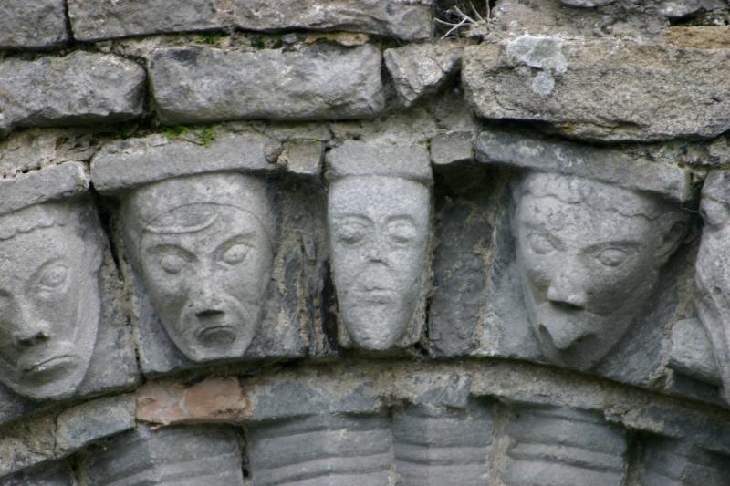 St Tola's Church, Dysert O'Dea, County Clare