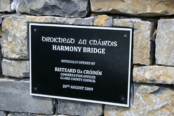 Harmony Bridge, Ennis, County Clare