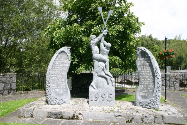 Memory and Meaning by Colin Grehan & Barry Wrafter, Ennis, County Clare