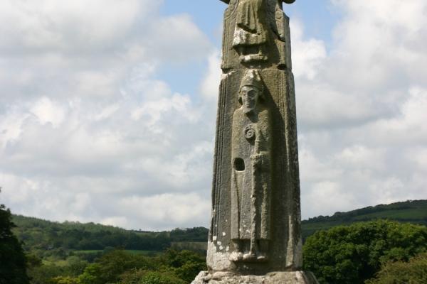 St Tola's Cross, Dysert O'Dea, County Clare
