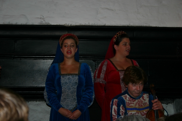 Medieval Banquet at Bunratty Castle, Bunratty, County Clare