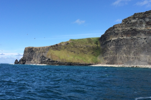 Boat Trip to Inisheer and the Cliffs of Moher