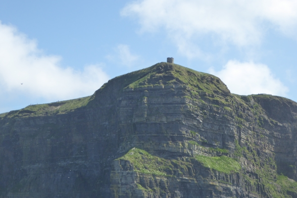 The Cliffs of Moher Boat Trip - 13 May 2018 (Photo supplied by Rosie O'Day Mason)