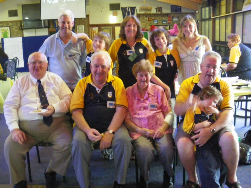 Australian O'Dea Clan Gathering - Adelaide 2010 - Descendants of John O'Dea from Bellharbour, Co Clare