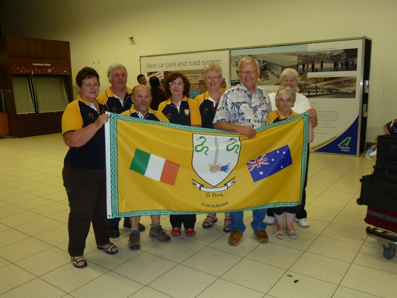 Clan Gathering in Adelaide - Feb 2013