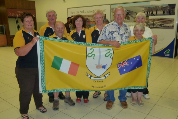 Clan Gathering in Adelaide - Feb 2013