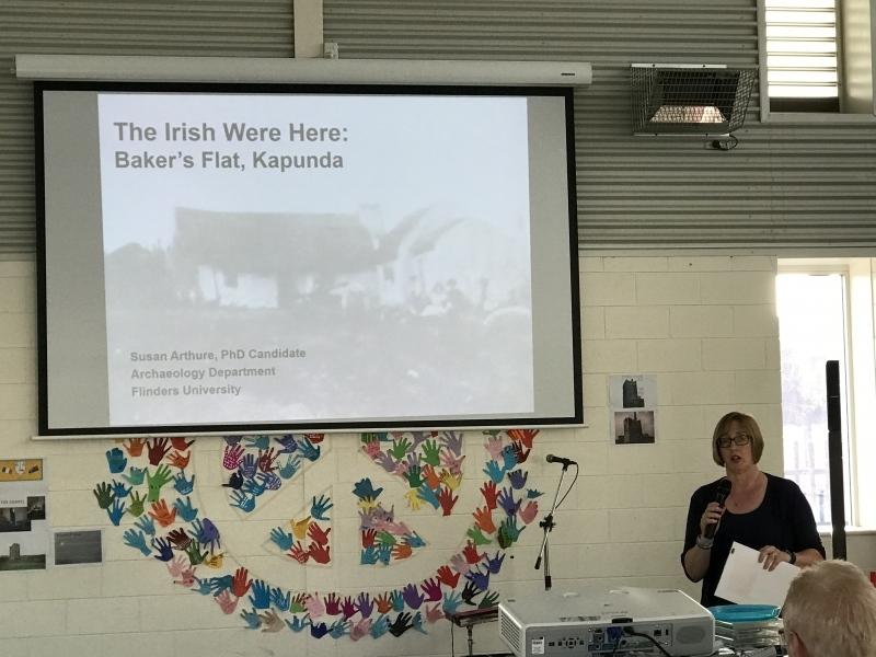 Susan Arthure - Archaeologist