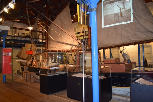 South Australian Maritime Museum, Port Adelaide