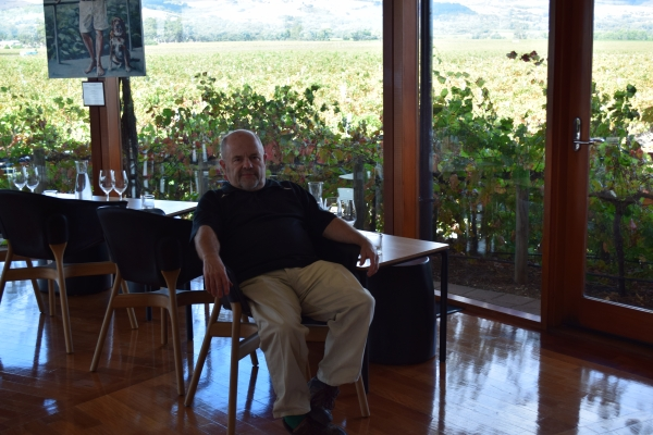Hugh Hamilton Winery (also known as the Black Sheep winery)