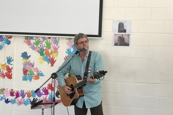 John O'Dea – Singer, Songwriter, Independent Artist