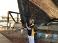 "Historic 1864 Clipper Ship ""City of Adelaide"""