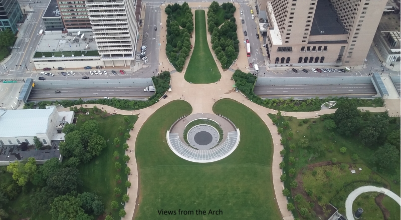 Views from the Arch