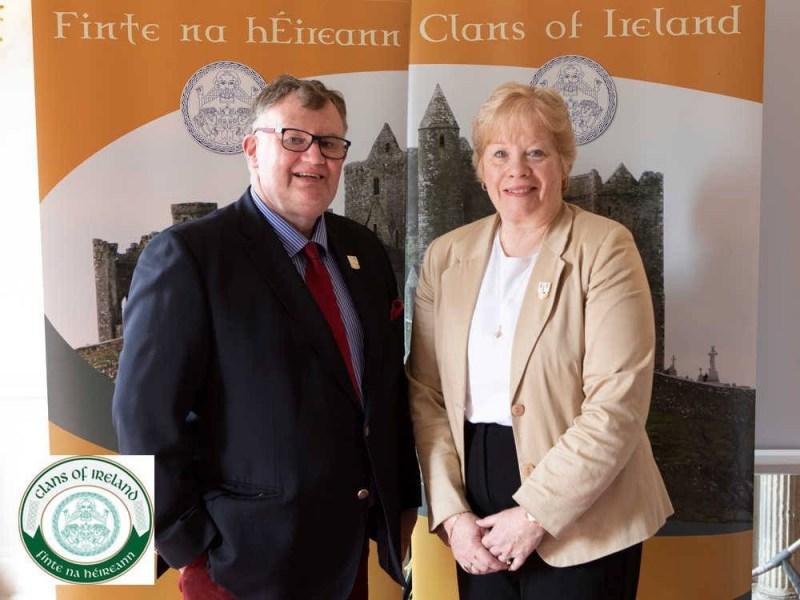 Clans of Ireland AGM 2019
