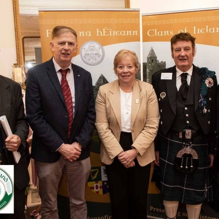 Clans of Ireland AGM 2019