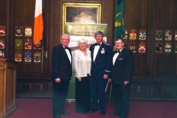 Clans of Ireland AGM 2014