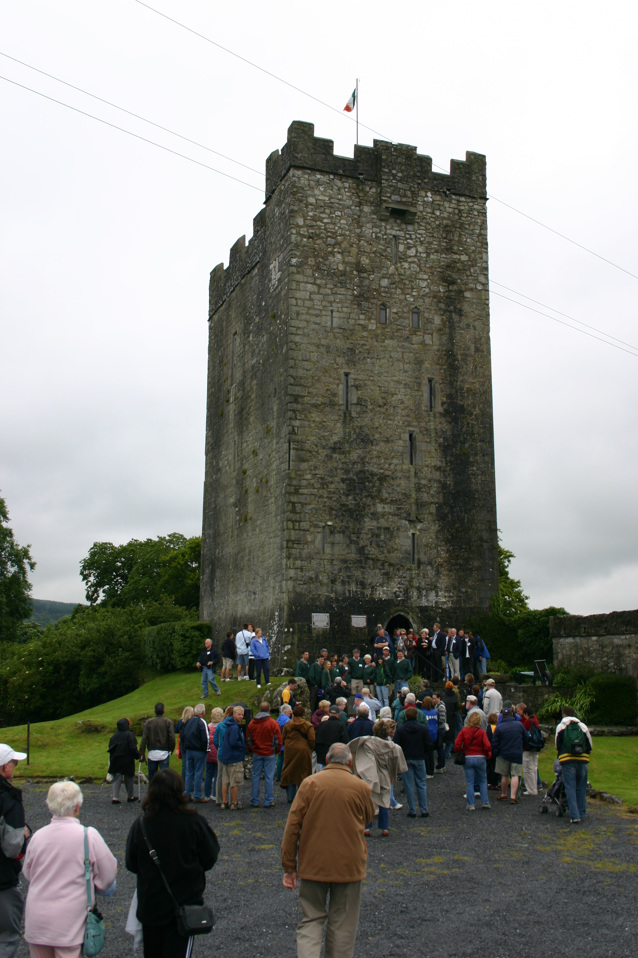A Message from the Dysert O'Dea Castle Committee