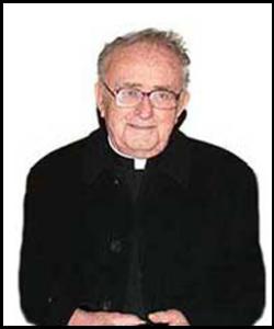 Fr Thomas O'Dea, Clan Chaplain, RIP