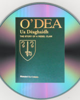 O'Dea - Ua Deaghaidh: The Story of a Rebel Clan on CD
