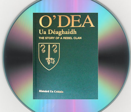 Online Store Ireland - The Story of a Rebel Clan on CD - Online Order Form