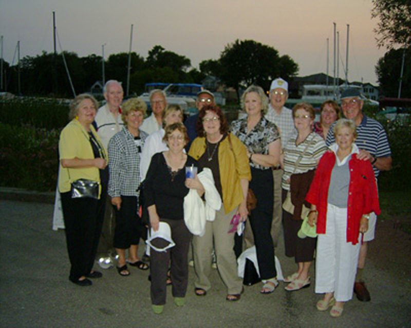 Group Photo - Clan Reunion in USA in 2006