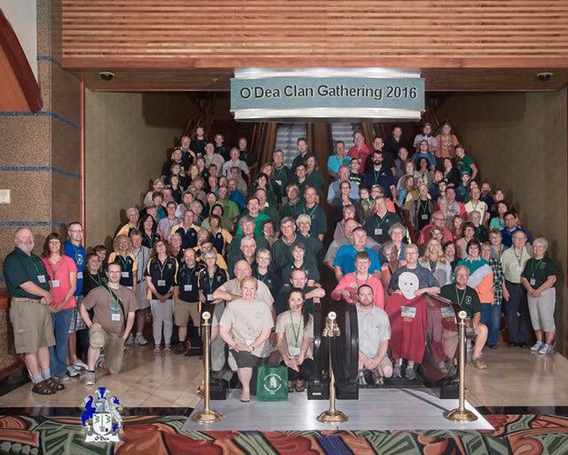 Group Photo - Clan Reunion in USA in 2016