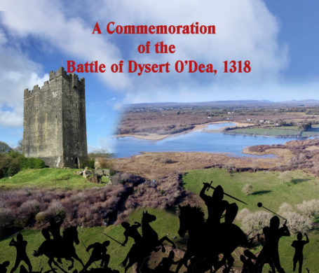 Online Store Ireland - DVD: Commemoration of the Battle of Dysert O'Dea, 1318 - Online Order Form