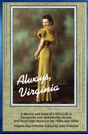 Always Virginia - A Memoir