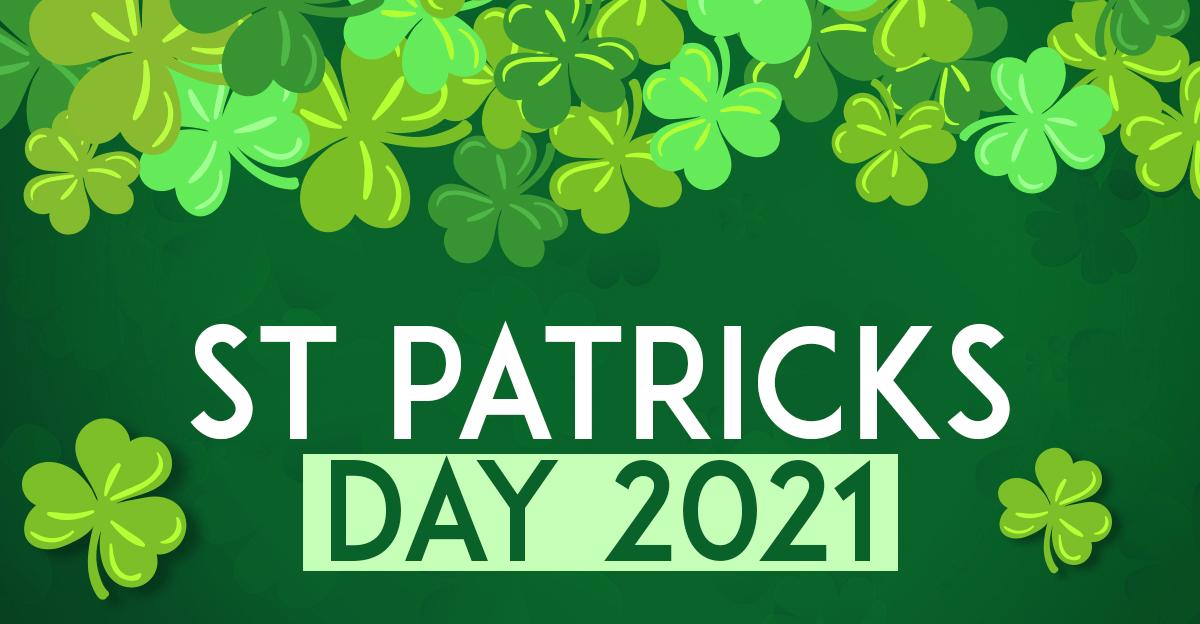 An Alternative St Patrick's Day Celebration